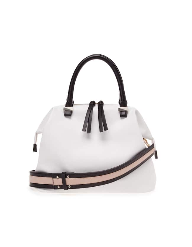 Bolso city sport blanco