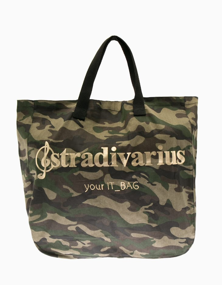 Camouflage It Bag