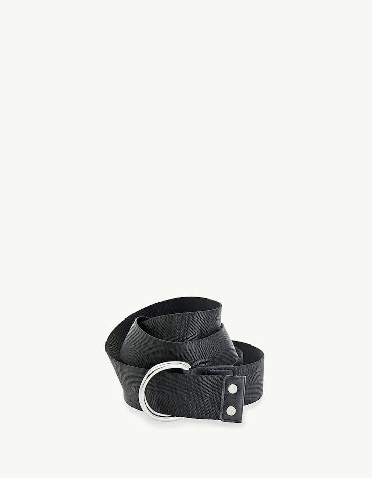 Extra long nylon belt