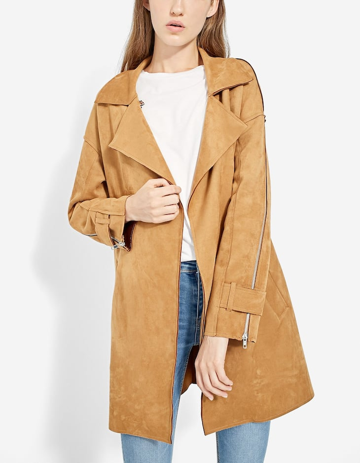 Bonded short trench