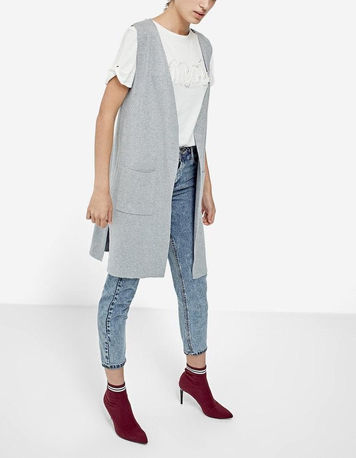 Waistcoat with pockets
