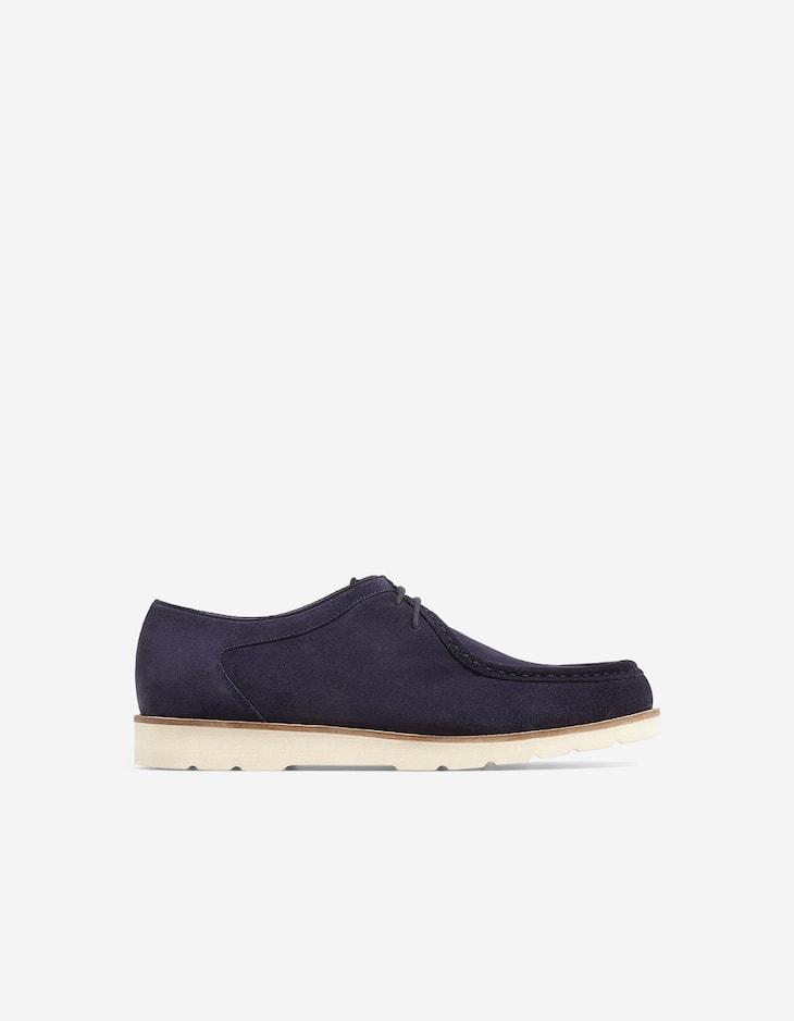 Zapato wallaby PEL