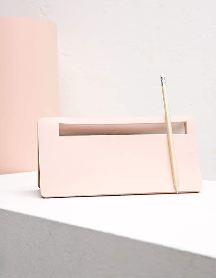 Note pad con lápiz