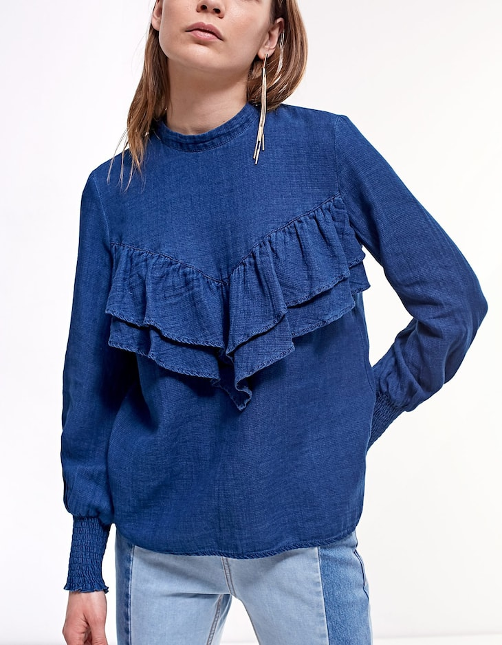 Frill top
