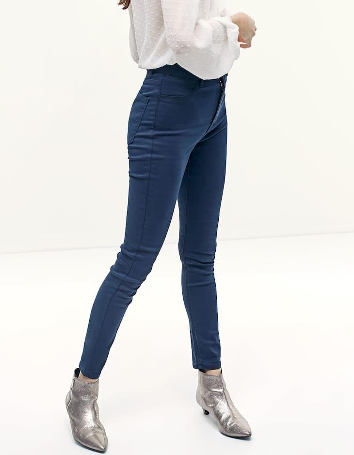 Basic super high waist