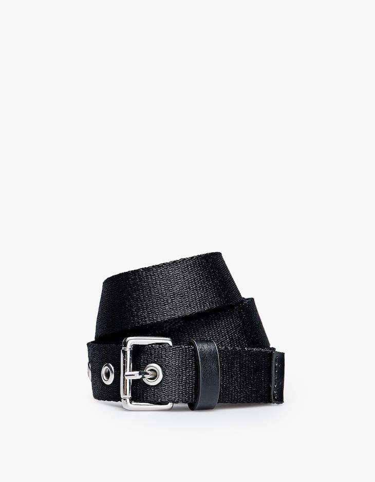 Thin sports belt