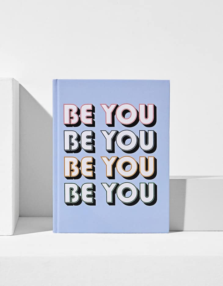 'Be You' planner