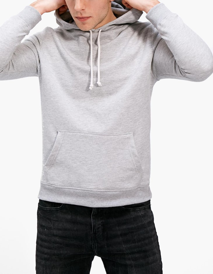 Napped hoodie
