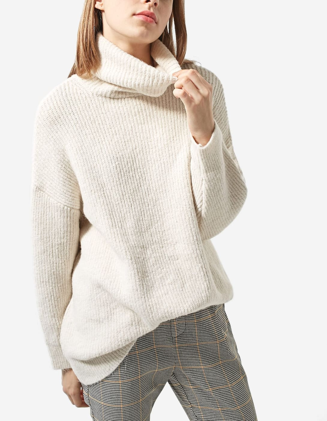 Tricot oversize