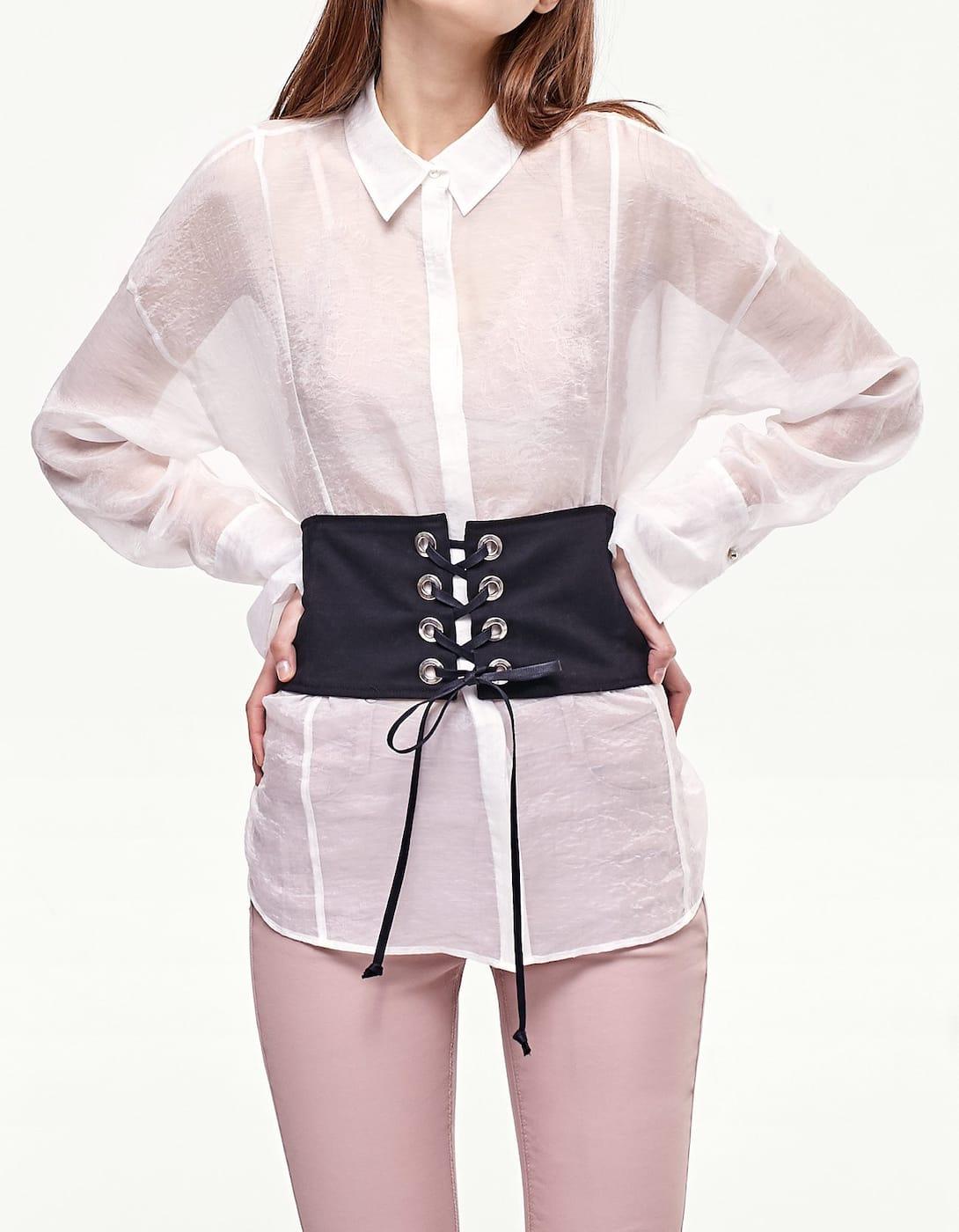 Resultado de imagem para cintos corset portugal