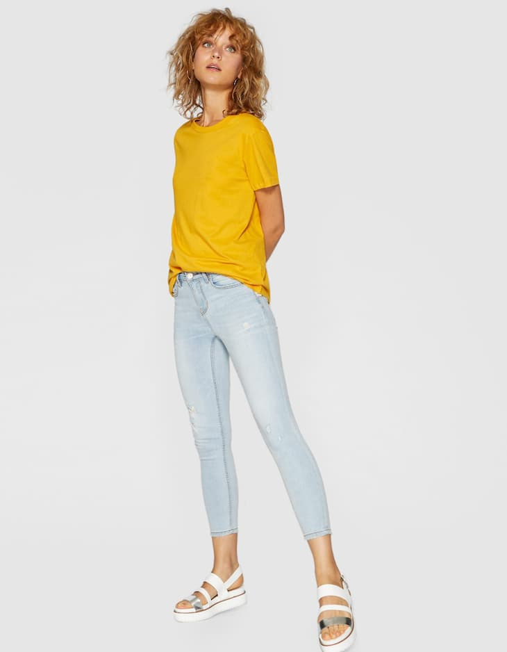 Skinny denim basic