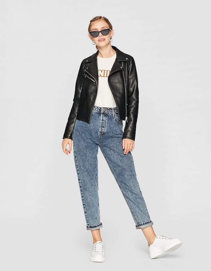 Denim mom fit vintage