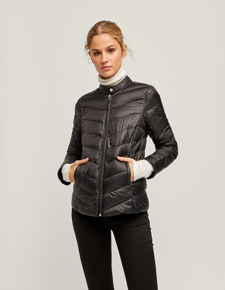 Облегченная куртка-пуховик