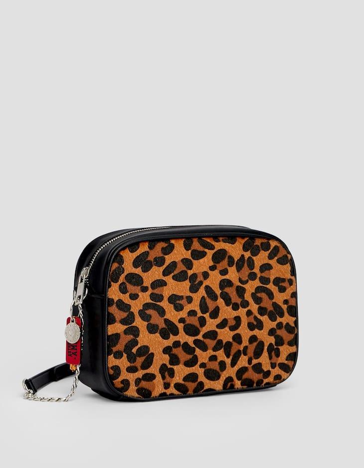 Bandoulière léopard