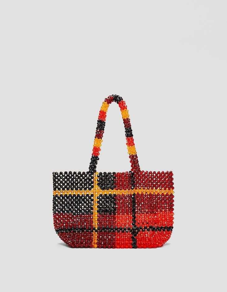 Τσάντα από χάντρες