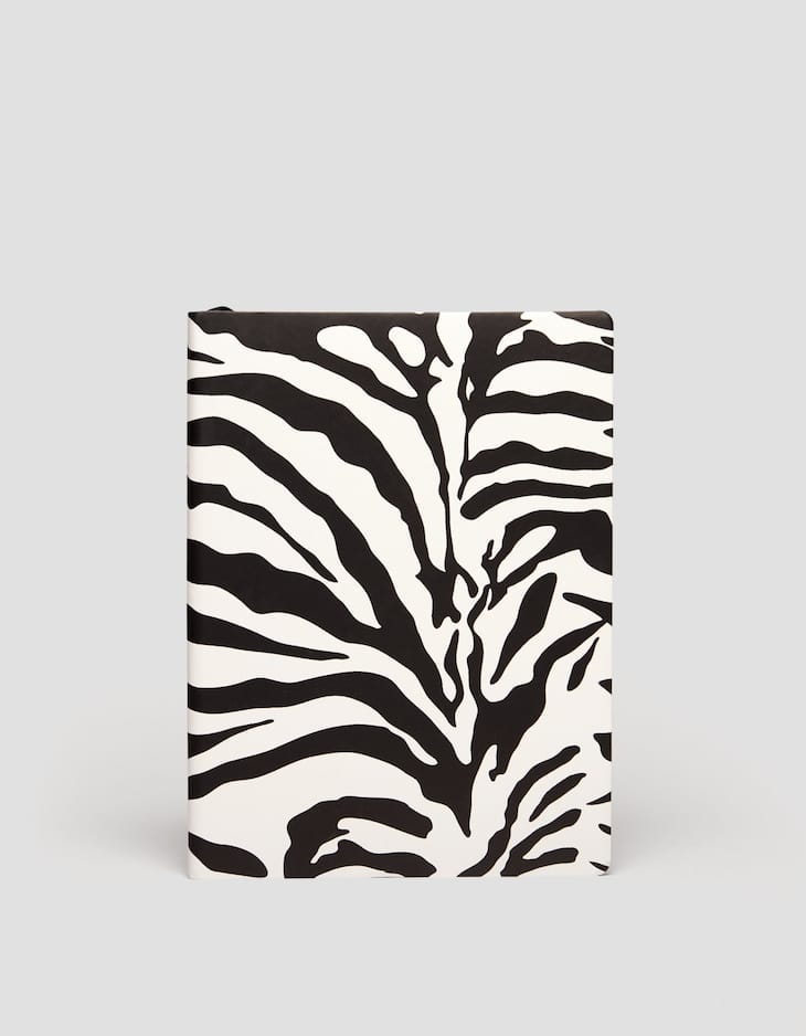 Zebra print planner