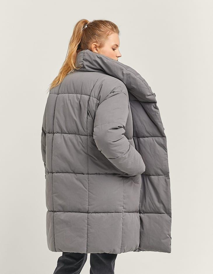 Manteau ouaté long