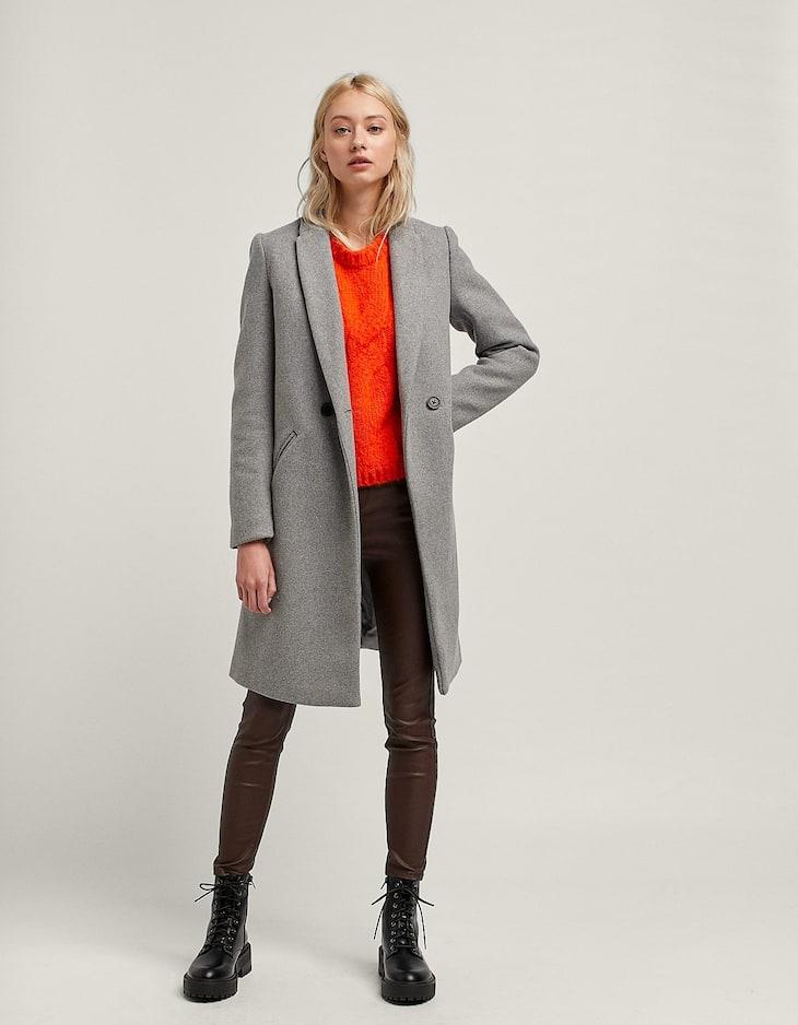 Παλτό basic