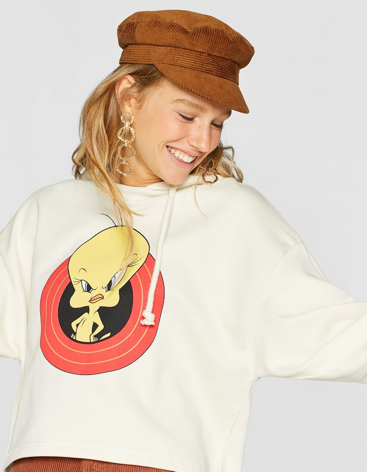 Sweat Looney capuche