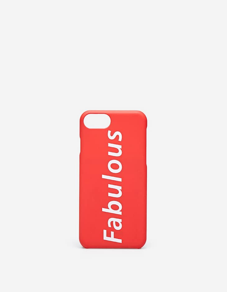 'Fabulous' iPhone 6/7 mobile phone case
