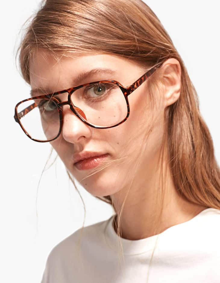 Gafas reader retro
