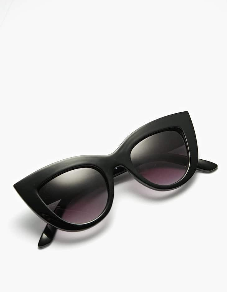 Gafas cat eye grandes