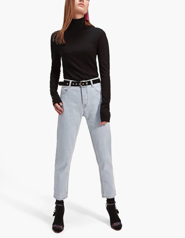 Vintage mom fit jeans