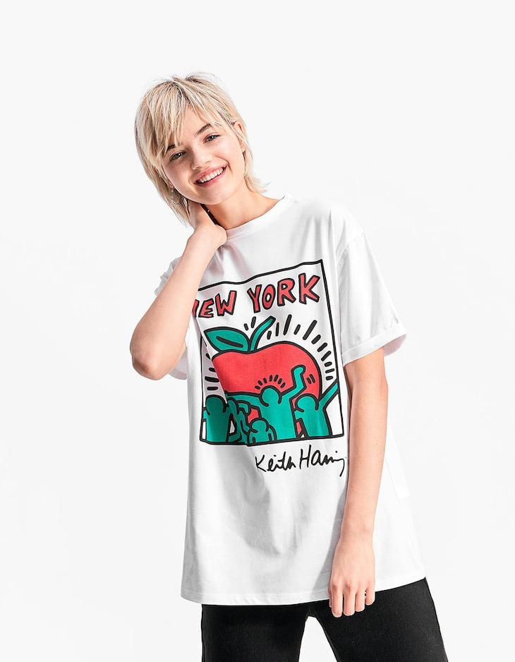 Tricou Keith Haring