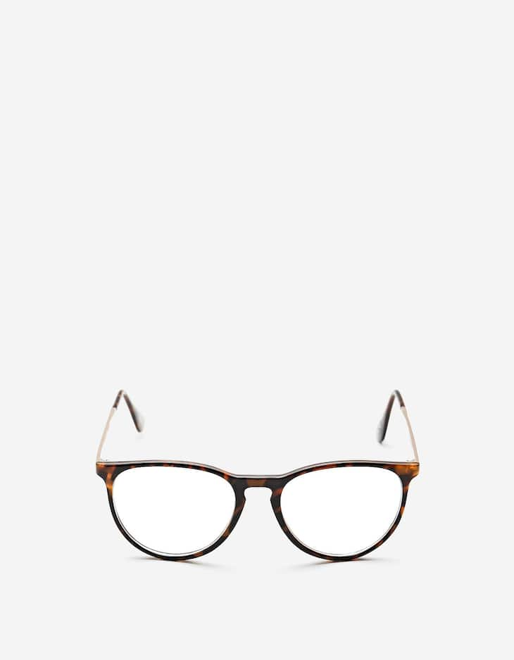 Gafas reader pasta carey
