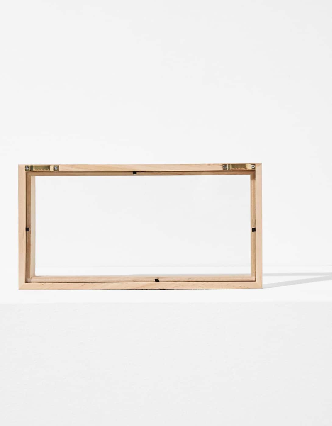 Bilderrahmen im Minimal-Design - Fotorahmen | Stradivarius ...