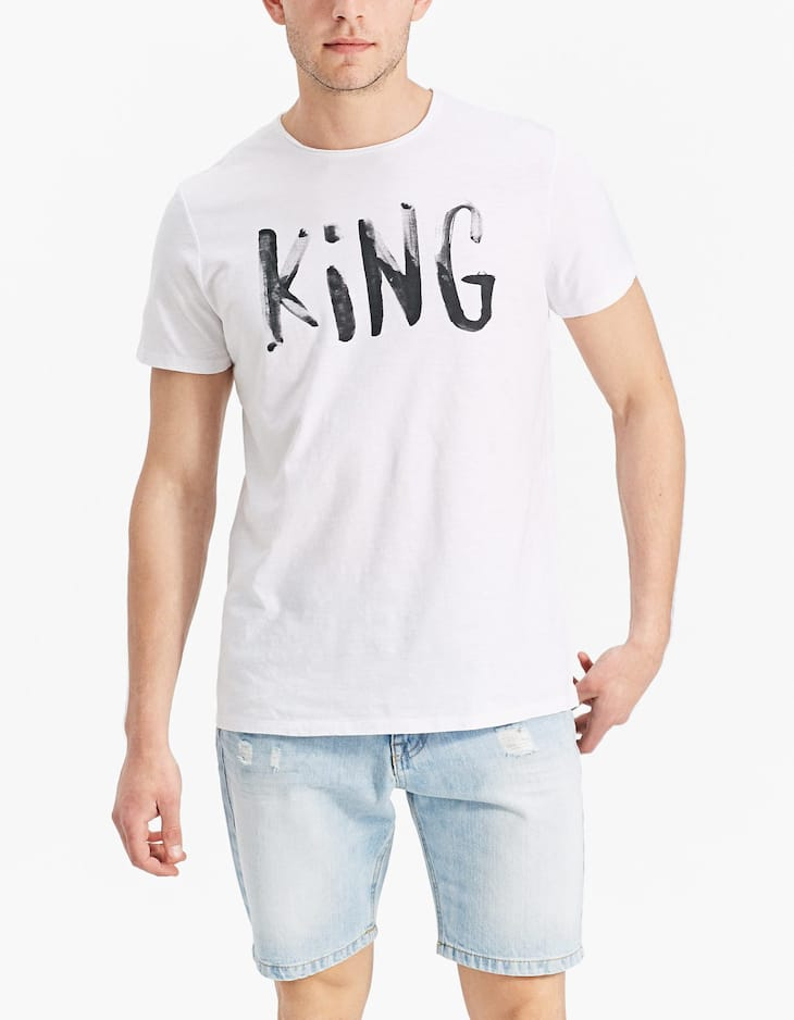 'King' T-shirt