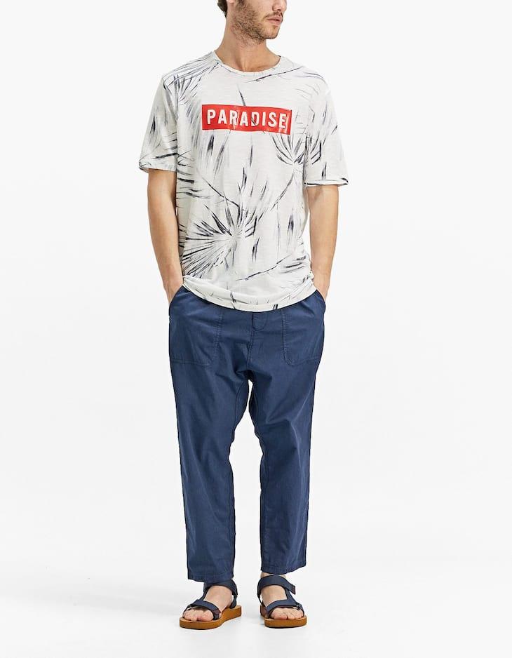 T-shirt « paradise »
