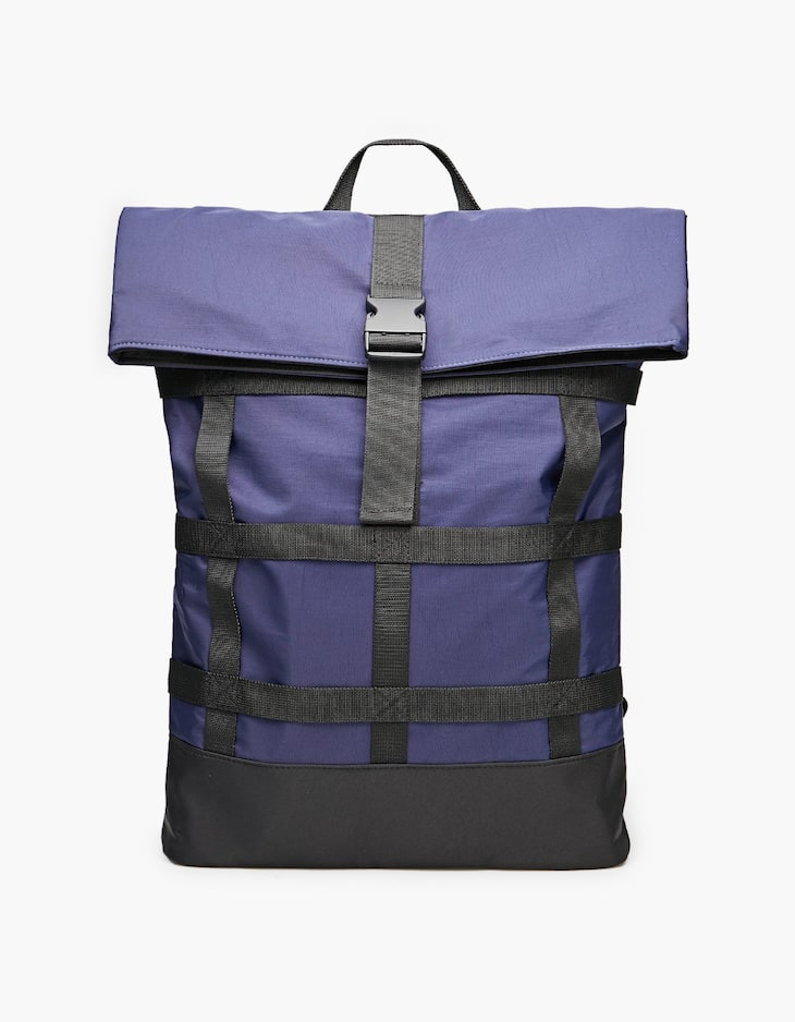 Large roller backpack