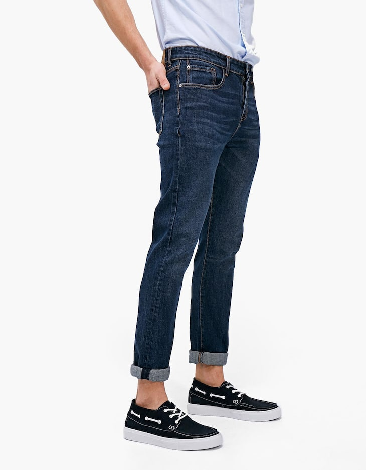 Slim denim basic