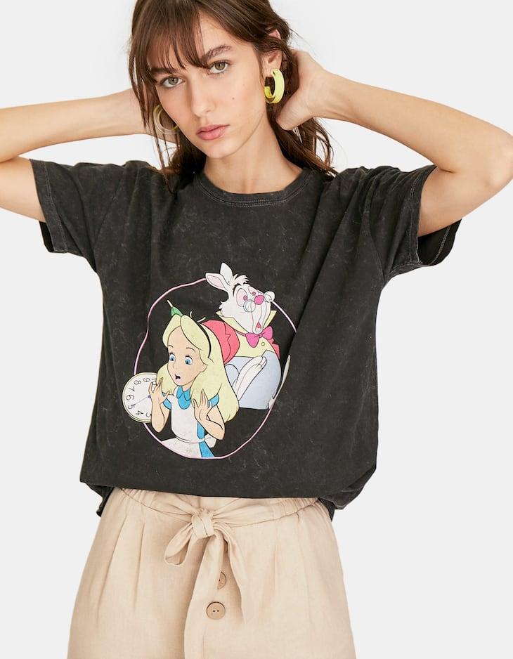 Maglietta Disney Alice