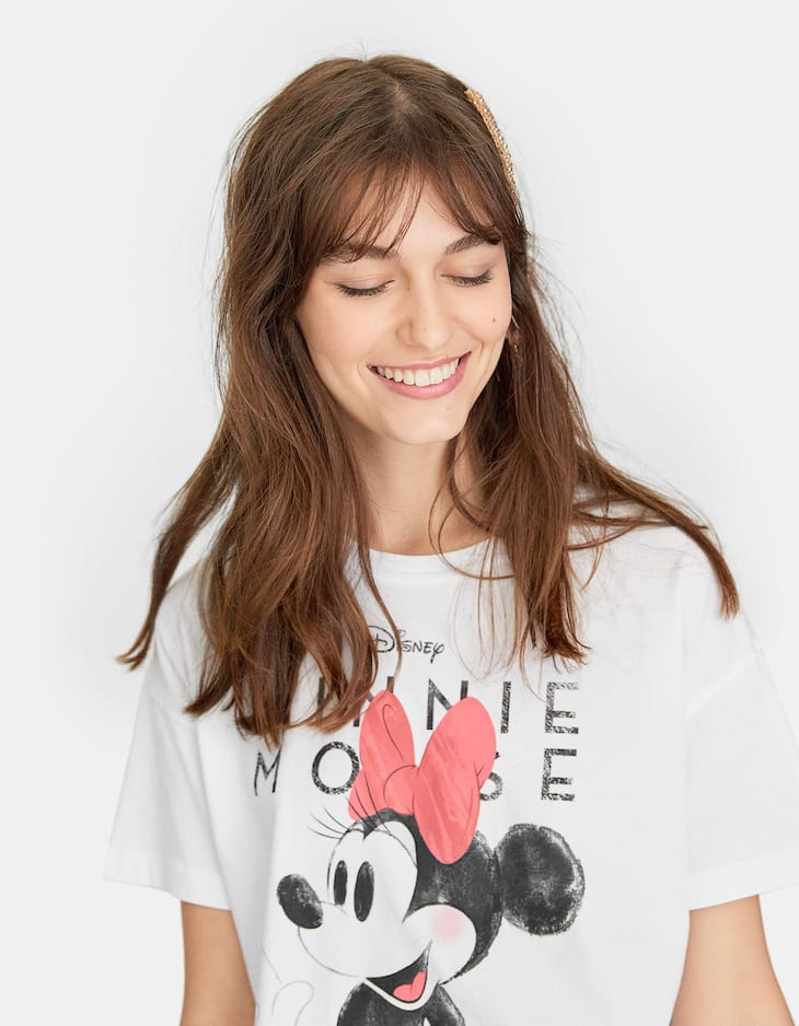 Disney-Shirt mit Minnie