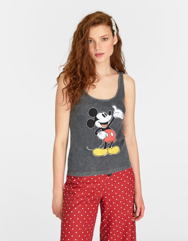 Mickey Mouse vest top