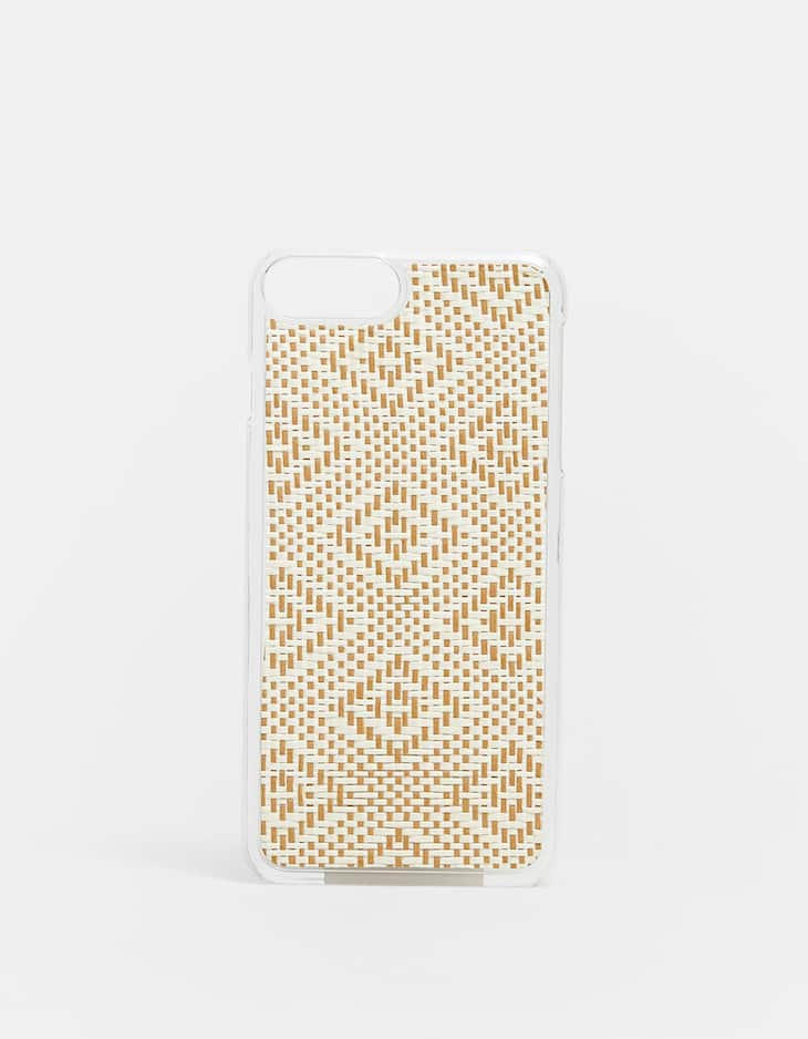 Raffia iPhone 6, 7, and 8 Plus case