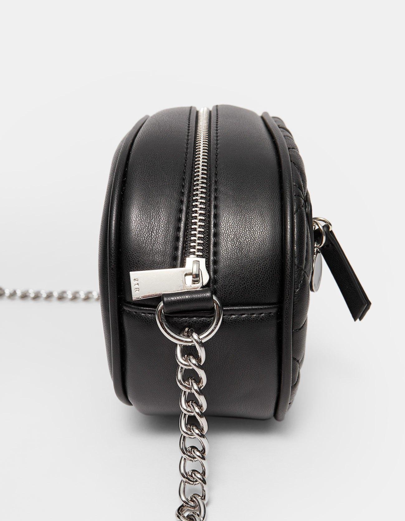 900a63f0c808f Modalite - Stradivarius Kapitone çapraz askılı çanta