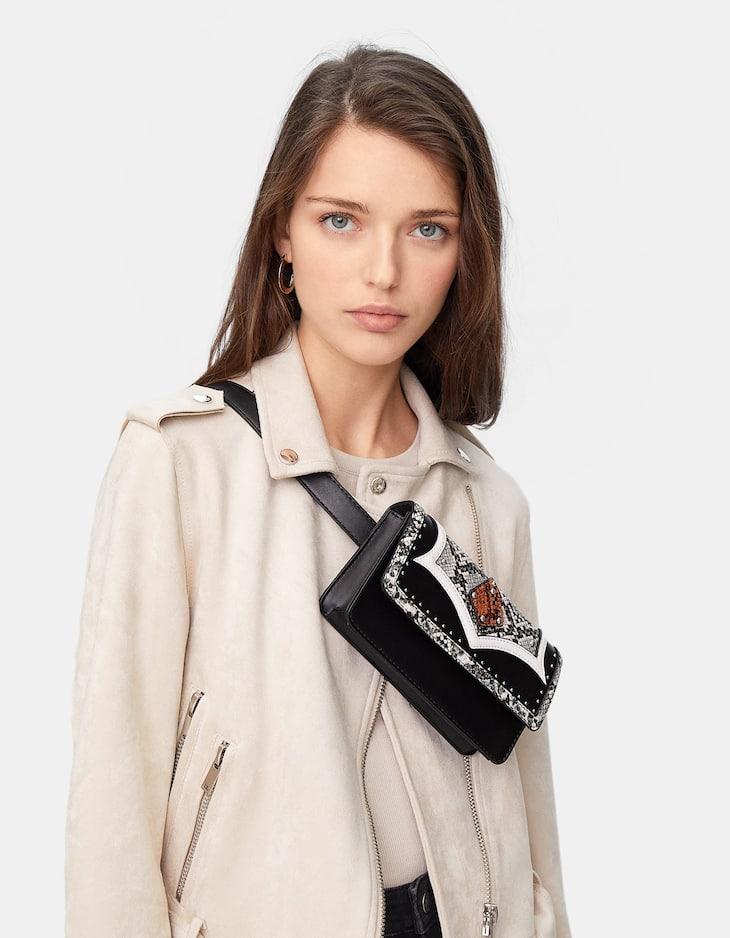 Cowboy belt bag