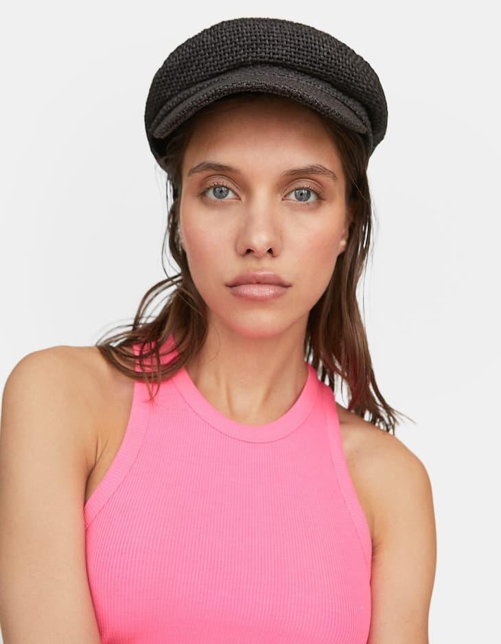 Cappello stile marinaro rustico
