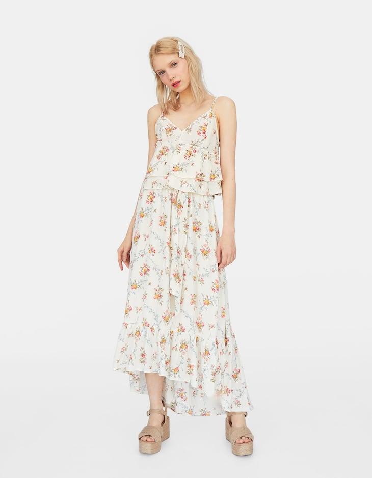 c3a14109d5 Skirts for women | Stradivarius United Kingdom