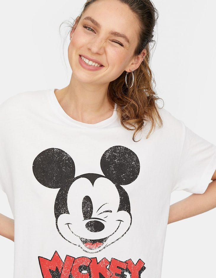 Disney-Shirt Mickey
