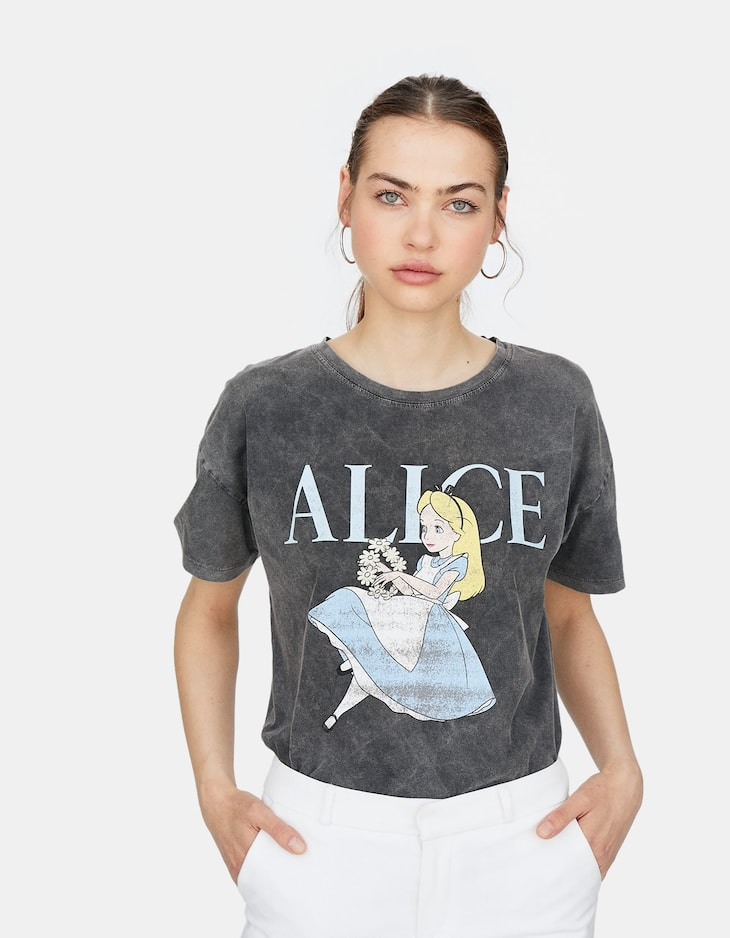 Disney-Shirt Alice