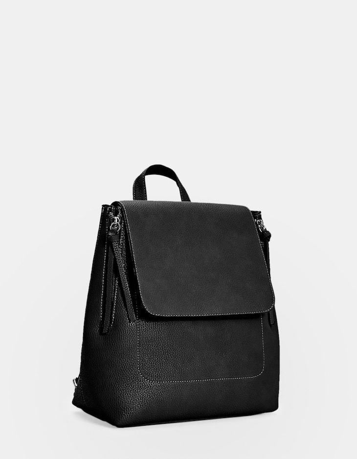 Mini Zipper Back Pack