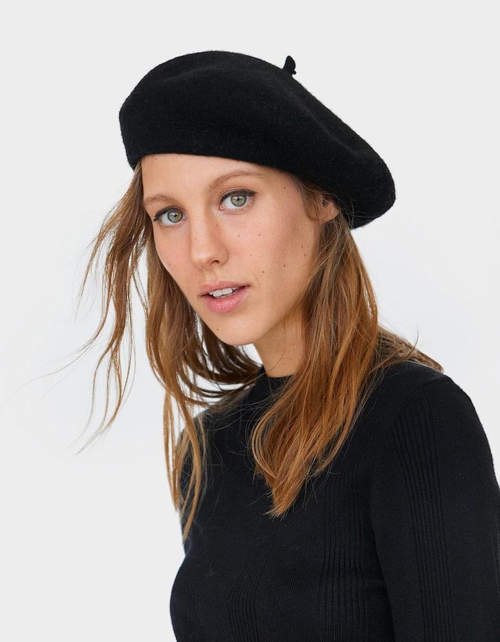 Wollen baret
