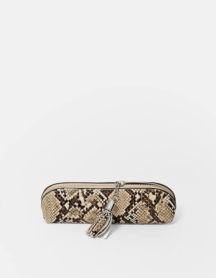 Snakeskin case