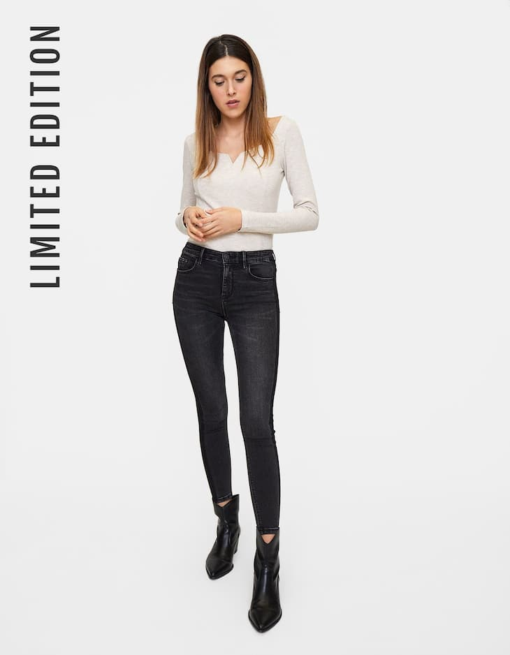 Limited Edition high waisted skinny jeans