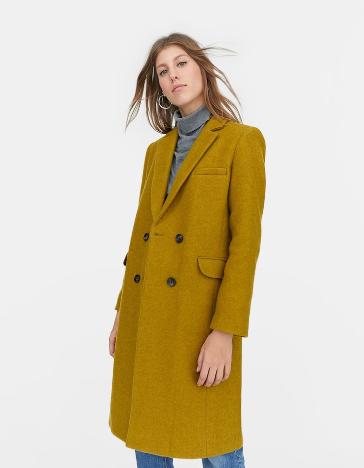 Limited Edition long coat