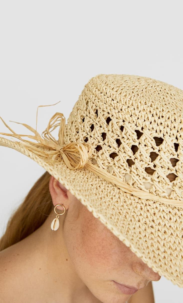Pălărie din croşet